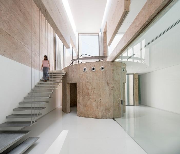 3 Perabotan Unik Terbuat dari Granit