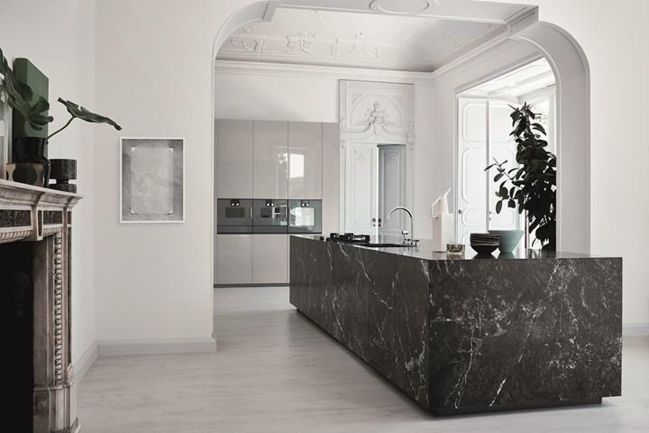 Inspirasi Interior Dapur 2021 Menggunakan Marmer
