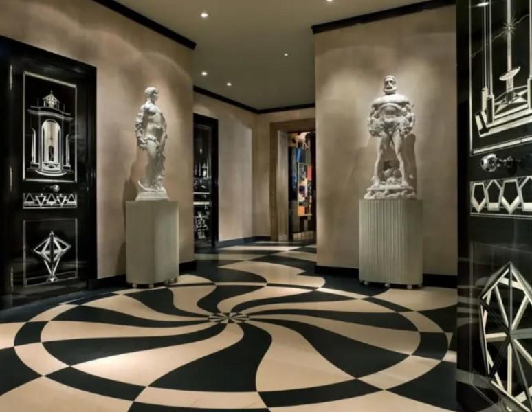 Rahasia Interior Rumah Klasik & Timeless Menggunakan Marmer