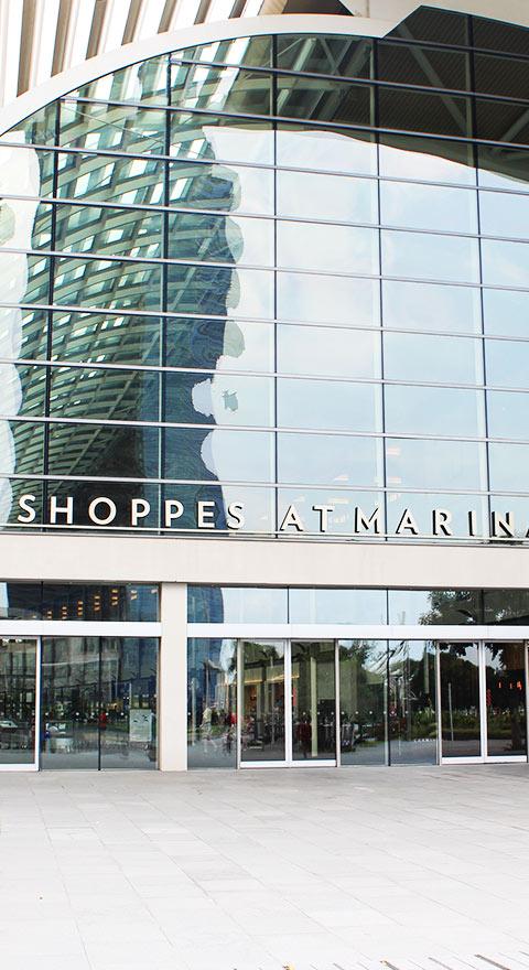 Marina Bay Sands Marine Promenade